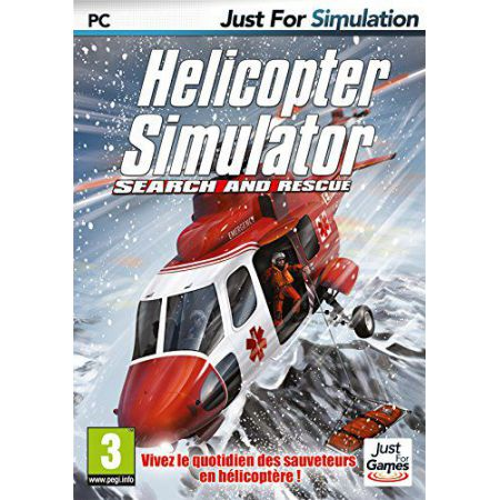 Jeu Pc - Helicopter Simulator : Search And Rescue - JPC6417