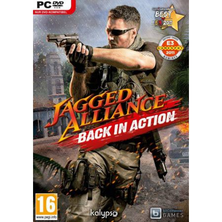 Jeu Pc - Jagged Alliance Back In Action