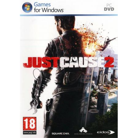 Jeu Pc - Just Cause 2