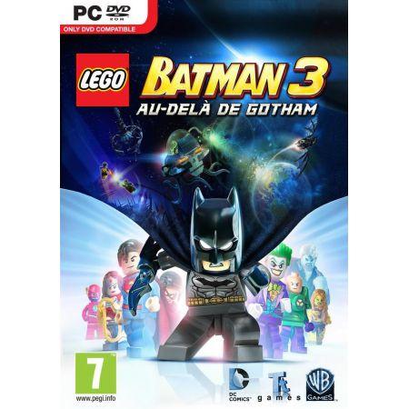 Jeu Pc - Lego Batman 3 Au-Dela de Gotham