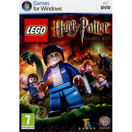 Jeu Pc - Lego Harry Potter Annee 5 a 7