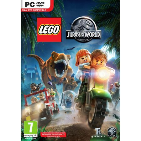 Jeu Pc - Lego Jurassic World