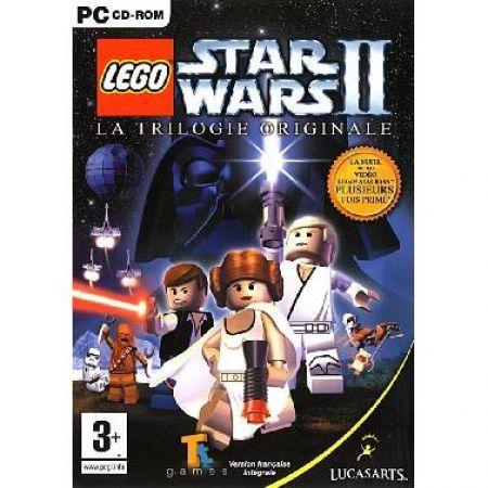 JEU PC - LEGO STAR WARS 2 II : LA TRILOGIE ORIGINALE  EN FRANCAIS - VF