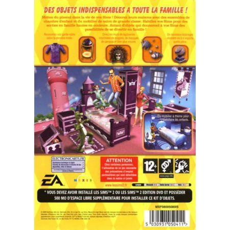 Jeu Pc - Les Sims 2 Kit Fun En Famille