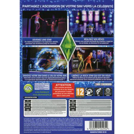 Jeu Pc - Les Sims 3 : Showtime