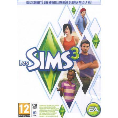 Jeu Pc - Les Sims 3