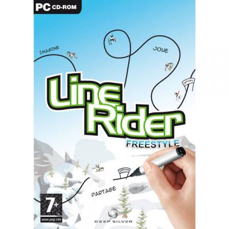 JEU PC - LINE RIDER FREESTYLE -