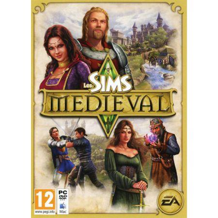 Jeu PC & MAC - Les Sims Medieval