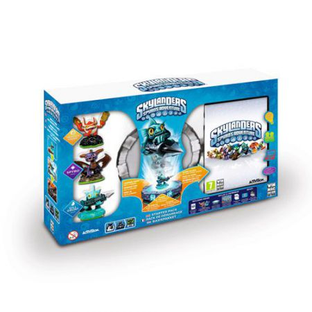Jeu Pc & Mac - Skylanders : Spyro's Adventure - Pack De  demarage / Starter Pack