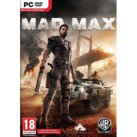 Jeu Pc - Mad Max