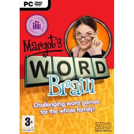 JEU PC - MARGOT'S WORD BRAIN (TEST CEREBRAL)