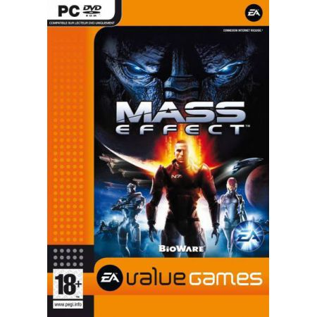 Jeu Pc - Mass Effect