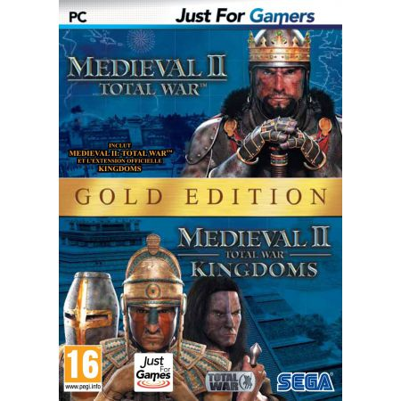 Jeu Pc - Medieval 2 Total War Édition GOLD