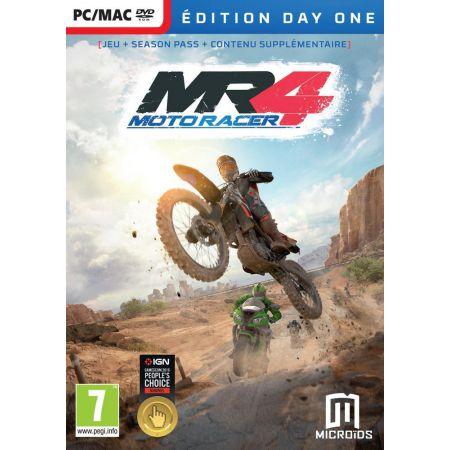 Jeu Pc - Moto Racer 4 - MR4