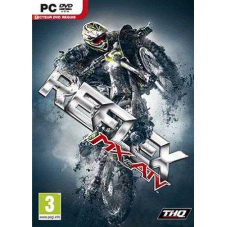 JEU PC - MX VS ATV : REFLEX (MOTO, QUAND, etc ...)
