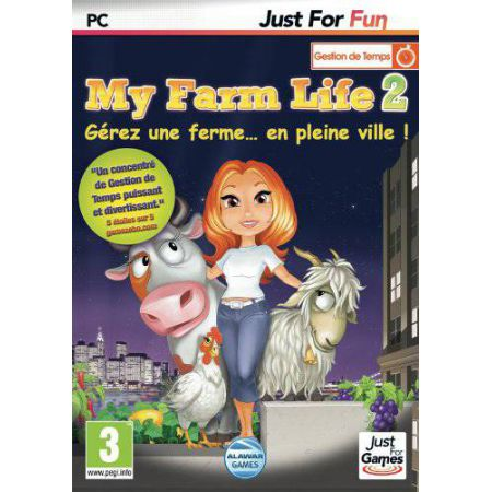 Jeu Pc - My Farm Life 2