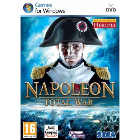 Jeu Pc - Napoleon Total War