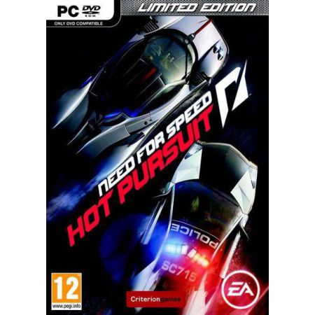 Jeu Pc - Need For Speed Hot Pursuit Limited Edition