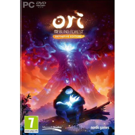 Jeu Pc - Ori And The Blind Forest - Definitive Edition