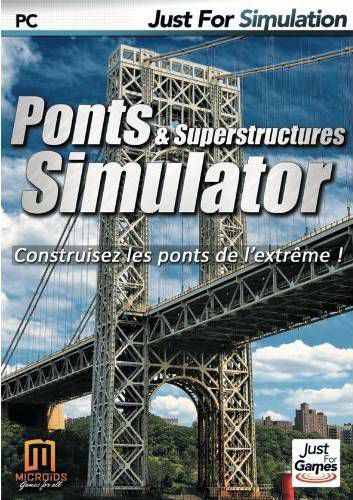 jeu pc ponts et superstructures simulator 95 jeux video pc. Black Bedroom Furniture Sets. Home Design Ideas