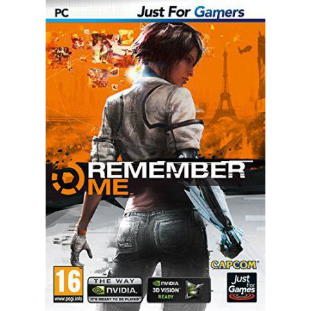 Jeu Pc - Remember Me