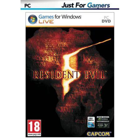 Jeu Pc - Resident Evil 5 - JPC4185