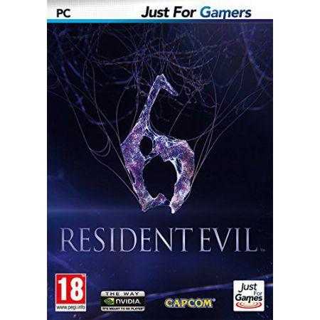 Jeu Pc - Resident Evil 6