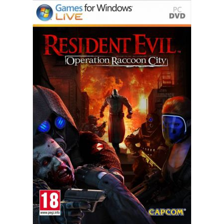 Jeu Pc - Resident Evil Operation Raccoon City