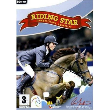 JEU PC - RIDING STAR : COMPETITION EQUESTRE -