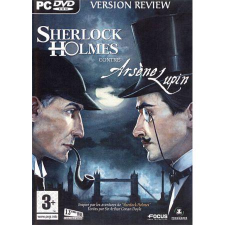 Jeu Pc - Sherlock Holmes Contre Arsene Lupin