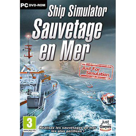 Jeu Pc - Ship Simulator Sauvetage En Mer