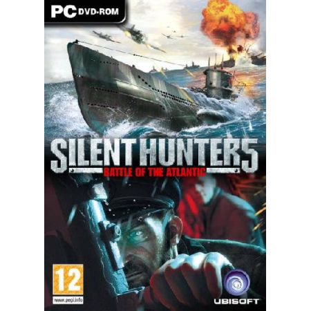 Jeu Pc - Silent Hunter 5