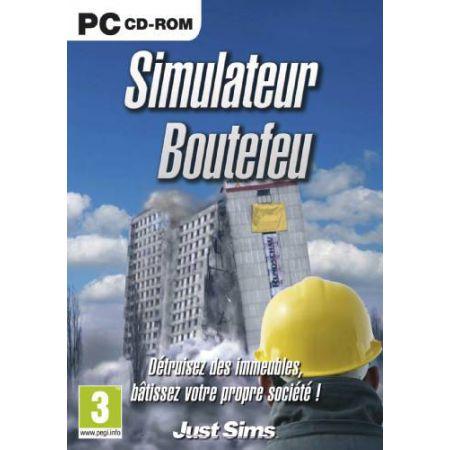 Jeu Pc - Simulateur Boutefeu