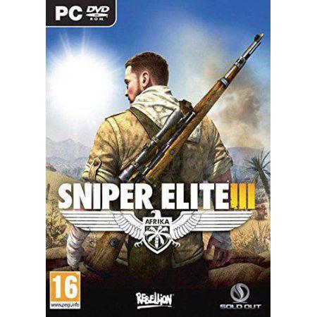 Jeu Pc - Sniper Elite 3 : Afrika