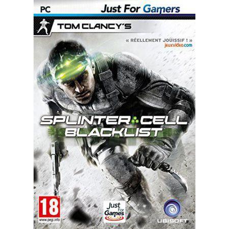 Jeu Pc - Splinter Cell Blacklist