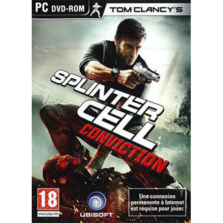 Jeu Pc - Splinter Cell Conviction
