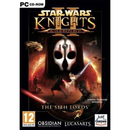 Jeu Pc - Star Wars Knights Of The Old Republic 2 : The Sith Lords (KOTOR)