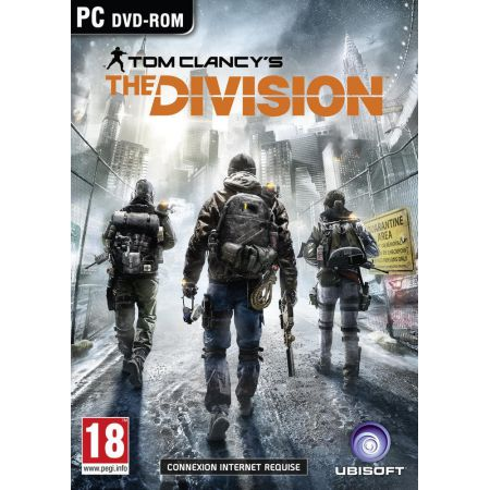 Jeu Pc - The DIvision