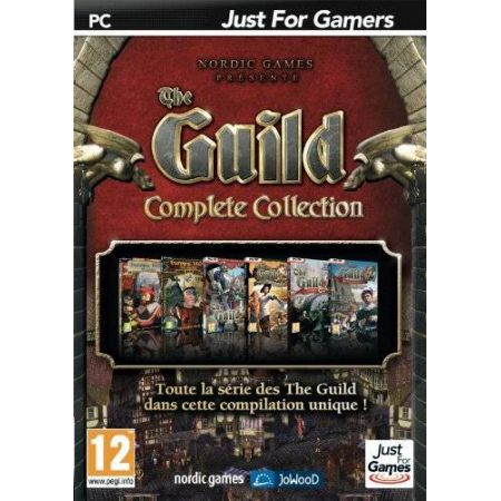 Jeu Pc - The Guild Complete Collection