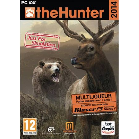 Jeu Pc - The Hunter 2014