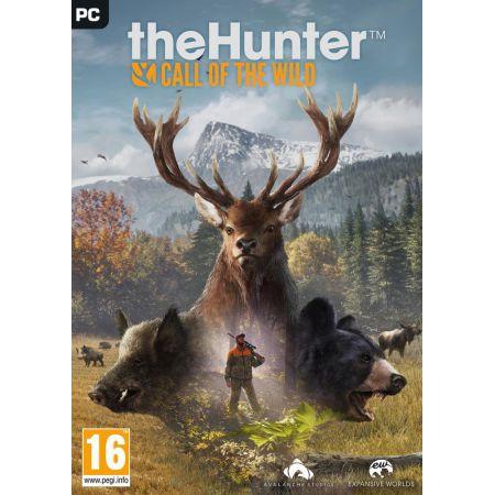 Jeu Pc - The Hunter Call Of The Wild