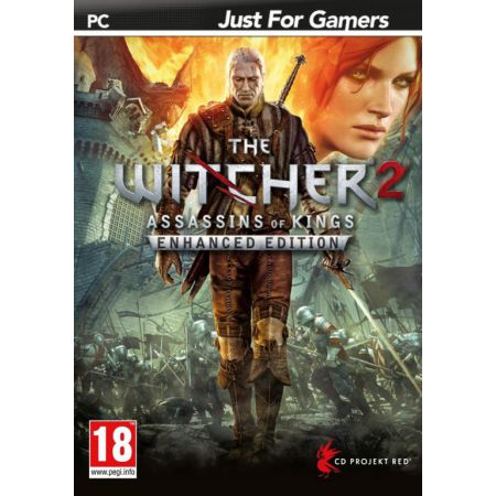 Jeu Pc - The Witcher 2 Assassins Of King (Enhanced Edition)