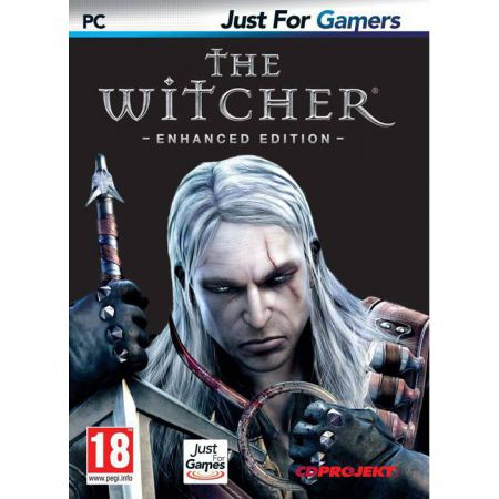 Jeu Pc - The Withcher Enhanced Edition