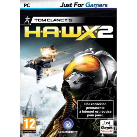 Jeu Pc - Tom Clancy's HAWX 2