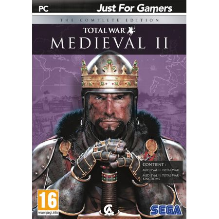 Jeu Pc - Total War : Medieval 2 - The Complete Edition