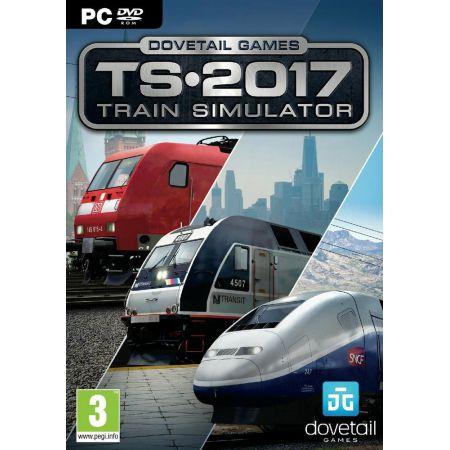 Jeu Pc - Train Simulator TS 2017