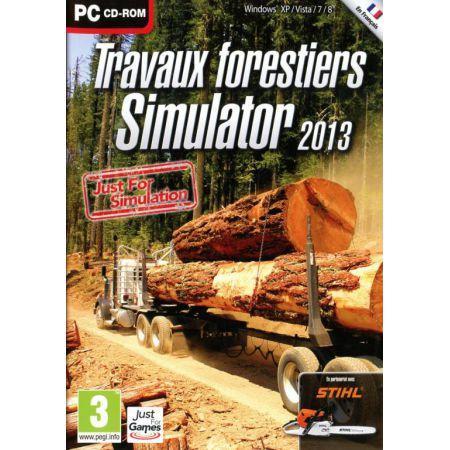 Jeu Pc - Travaux Forestiers Simulator 2013