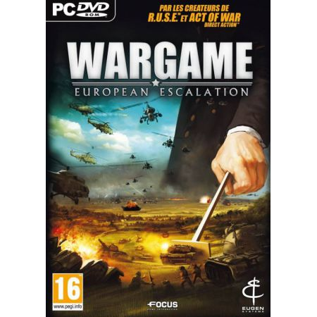 Jeu Pc - Wargame European Escalation