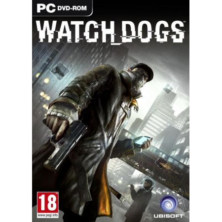 Jeu Pc - Watch Dogs