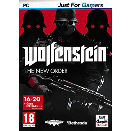 Jeu Pc - Wolfenstein The New Order